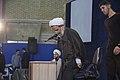 سخنرانی علیرضا پناهیان در جمع هیئت های مذهبی در قصر شیرین به مناسبت بیست و دوم بهمن ماه Alireza Panahian 07.jpg