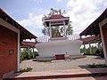 श्रीलंका बौध्द स्तुपा, लुम्बिनी.JPG