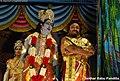 శ్రీ కృష్ణరాయబారం పద్యనాటకంలో దృశ్యం..jpg