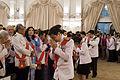นายกรัฐมนตรีและภริยากล่าวถวายพระพรชัยมงคลเนื่องในวันฉั - Flickr - Abhisit Vejjajiva (46).jpg