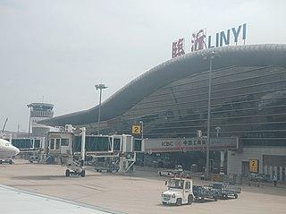 Linyi Qiyang Airport