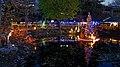 京王フローラルガーデンアンジェ アンジェのクリスマスナイト 2013.12.22 16-56 - panoramio.jpg