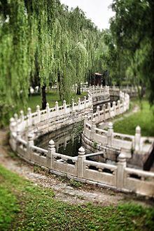 The Golden Water River An Artificial Stream That Runs Through Forbidden City