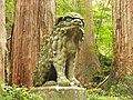 大神山神社の狛犬 - panoramio.jpg