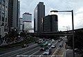 干诺道西和上环 Connaught Rd W ^ Sheung Wan - panoramio.jpg