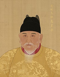 Hongwu Emperor founding emperor of the Ming Dynasty