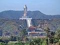 河南 鲁山县 世界最高的佛教造像 - panoramio.jpg