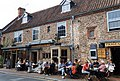 -2002-08-26 Paiges 'Le café restaurant' Shirehall Plain, Holt (1).jpg