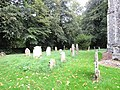-2018-09-17 Churchyard, Parish church of All Saints Church, Church Street, Gimingham (2).JPG