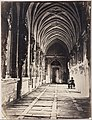 -Cloisters of the Church of Saint John of the Kings, Toledo, Spain- MET DT6339.jpg