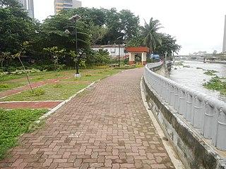 Makati Poblacion Park