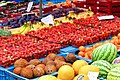 025 Strawberries at Algemene warenmarkt - market in Grote Markt, Breda, Netherlands.jpg