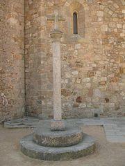 Creu de la Parròquia de Sant Feliu de Guíxols