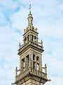 03 Bourg-Blanc Le clocher de l'église paroissiale.JPG