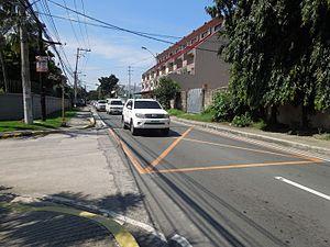 Haunted highway - Image: 0408jf Aurora Boulevard Immaaculate Mariana Kaunlaran Balete Drive Quezon Cityfvf 05