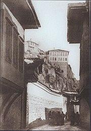 0530 Вид на одну из улиц Филиппополя (Пловдива), январь 1878.jpg