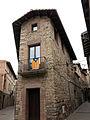 053 Carrer de Santa Maria (Santpedor), cantonada c. Sant Isidre.JPG