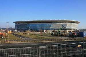 Rhein-Neckar-Arena - Image: 090103 Rhein Neckar Arena