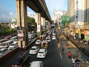 Aurora Boulevard - Image: 09617jf Vivaldi Residences Cubao Overpass Aurora Quezon Cityfvf 12