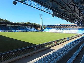 Stadio Paolo Mazza - Image: 0 Stadio Paolo Mazza Ferrara SPAL 2018 07