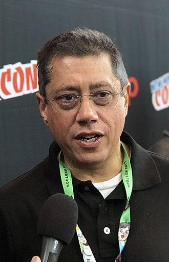 Dean Devlin - Devlin at the New York Comic Con in 2017