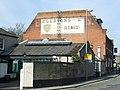 100 Yards Ahead - geograph.org.uk - 1801925.jpg