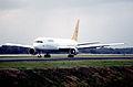 10bg - Condor Boeing 767-330ER; D-ABUD@TPA;27.01.1998 (5035664185).jpg