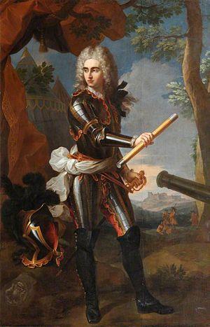 George Keith, 10th Earl Marischal - The Earl Marischal.