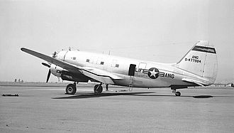 129th Rescue Squadron - 129th ARS C-46D 44-77984, about 1955