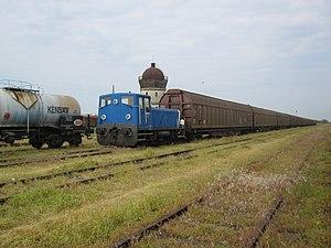 Republika Srpska Railways - Image: 13.05.11 Brčko ex ÖBB 2062 (5806029992)