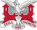 Distinctive Unit Insignia of the 130th Engineer Battalion