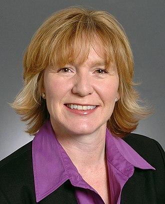 Michelle Fischbach - Fischbach in 2006