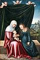 1518 Cranach I Die Heilige Anna Selbdritt anagoria.JPG