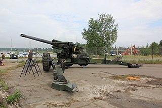 155 K 83 Type of Field gun/Gun-howitzer