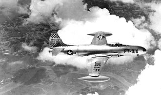 Shaw Air Force Base - 161st Tactical Reconnaissance Squadron Lockheed RF-80A-5-LO Shooting Star, 45-8310, Shaw AFB, 1950.