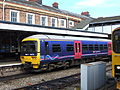 165121 at Worcester Shrub Hill railway station - DSCF0614.JPG