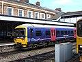 165121 at Worcester Shrub Hill railway station - DSCF0614.JPG