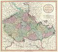 1801 Cary Map of Bohemia and Moravia ( Czech Republic ) - Geographicus - Bohemia-cary-1801.jpg