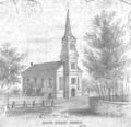 1852 Church Lynn Massachusetts map detail by McIntyre BPL 1285.png