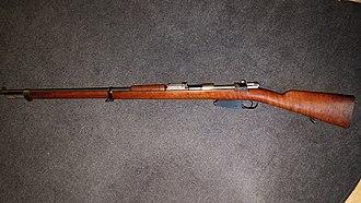 Mauser Model 1889 - Argentine 1891 Mauser Full Length