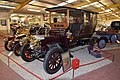 1905 Daimler 30 limousine with a detachable top (35159432381).jpg
