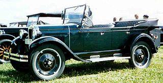 Chevrolet Series AA Capitol Car model