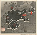 1944 Chapin Map of Germany during World War II for TIME Magazine.jpg
