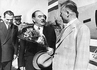 Imre Nagy - Nagy after his arrival from Moscow in June 1953.