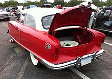 trunk car wikipedia
