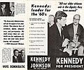 1960 John F. Kennedy SENIOR CITIZENS Campaign Brochure.jpg