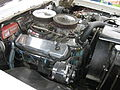 1960 Pontiac Venture engine - 389 cid V8 (14115314547).jpg