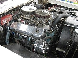 Pontiac V8 engine - L