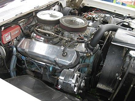 Pontiac V8 engine - Wikiwand