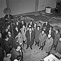 1963 Visite de Mrs Georges Pompidou et Edgard Pisani au CNRZ-3-cliche Jean Joseph Weber.jpg